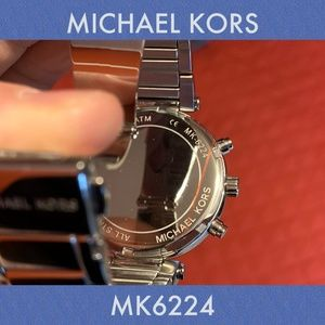 Michael Kors Accessories - Michael Kors MK6224 Sawyer Blue Dial Women's Watch